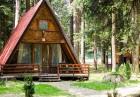 Нощувка в напълно оборудвана къща за до 5 човека + басейн във Вилни селища Ягода и Малина, Боровец, снимка 33
