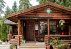 Нощувка в напълно оборудвана къща за до 5 човека + басейн във Вилни селища Ягода и Малина, Боровец, снимка 25