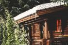 Нощувка в напълно оборудвана къща за до 5 човека + басейн във Вилни селища Ягода и Малина, Боровец, снимка 10