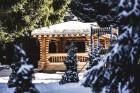Нощувка в напълно оборудвана къща за до 5 човека + басейн във Вилни селища Ягода и Малина, Боровец, снимка 7