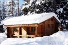 Нощувка в напълно оборудвана къща за до 5 човека + басейн във Вилни селища Ягода и Малина, Боровец, снимка 6