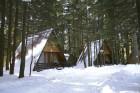 Нощувка в напълно оборудвана къща за до 5 човека + басейн във Вилни селища Ягода и Малина, Боровец, снимка 30
