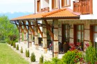 Нощувка на човек със закуска и вечеря + басейн и релакс зона в Хотел Панорама Ризорт, Банско