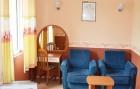2 или 4 нощувки на човек със закуски, обеди и вечери + минерален басейн и релакс пакет в Хотел Дружба 1, Банкя