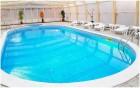 Нощувка на човек със закуска, обяд и вечеря + топъл басейн само в хотел Велиста, Вонеща вода, снимка 16