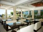 Великден на брега на морето! Нощувка на човек със закуска, обяд, вечеря и следобедно кафе  + басейн с минерална вода в хотел Лонг Бийч Ризорт, Шкорпиловци