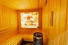 Нощувка на човек със закуска, обяд* и вечеря + минерален басейн и уелнес пакет в хотел Централ, Павел Баня