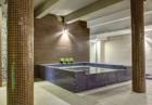Нощувка на човек със закуска и вечеря + минерален басейн и релакс пакет в хотел Монте Кристо, Благоевград