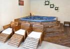 Нощувка на човек със закуска, обяд* и вечеря + огромен басейн и Уелнес център в хотел Св. Иван Рилски****, Банско