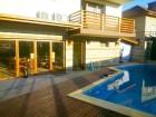 Нощувка на човек със закуска и вечеря + басейн с гореща минерална вода във Вила Минерал 56, с. Баня до Банско, снимка 4