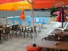 Късно лято на ПЪРВА линия в Китен! Нощувка за двама, четирима или петима + басейн и джакузи от хотел Хармани