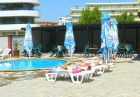 През август и септември  в Слънчев бряг! Нощувка със закуска, обяд и вечеря на човек + басейн в Апарт – Хотел Палм Корт Крим - на 150м. от плажа!, снимка 10