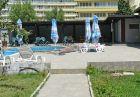 През август и септември  в Слънчев бряг! Нощувка със закуска, обяд и вечеря на човек + басейн в Апарт – Хотел Палм Корт Крим - на 150м. от плажа!, снимка 5
