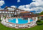 ТРИ нощувки на човек със закуски, тонизираща програма + 2 минерални басейна и СПА пакет от Спа хотел Езерец, Благоевград
