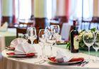 Една нощувка на човек със закуска и вечеря с включени напитки+ 2 минерални басейна и СПА пакет от СПА Хотел Езерец**** , Благоевград
