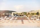 Нощувка на човек на база ULTRA ALL INCLUSIVE 24 часа на брега на морето + чадър и шезлонг на плажа, 3 басейна, СПА и анимация в Клуб хотел Мирамар Делукс, Обзор