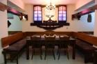 Нощувка на човек и ползване на сауна в Семеен хотел Холидей Груп, Банско