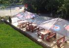 Лято на море в Китен! Нощувка  на човек със закуска и вечеря в хотел Дъбака, на  100 м. от Атлиман