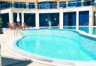 Лято в хотел Аквамарин,  Обзор - на 100 м. от плажа! Нощувка на човек със закуска и вечеря  + басейн, чадър и шезлонг на плажа