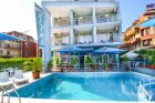 Нощувка със закуска + басейн в хотел Елири*** между Равда и Несебър, снимка 3