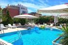 Нощувка със закуска + басейн в хотел Елири*** между Равда и Несебър, снимка 7