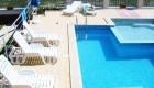 Нощувка,  закуска или закуска и вечеря на човек + басейн в хотел С Вълчеви, в Обзор на 100 м. от плажа, снимка 3