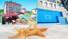 Нощувка,  закуска или закуска и вечеря на човек + басейн в хотел С Вълчеви, в Обзор на 100 м. от плажа, снимка 6