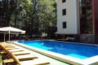Лято в Китен на 70м. от плажа! Нощувка на човек със закуска и вечеря + басейн от хотел Сигма