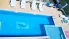 Нощувка, закуска, обяд и вечеря на човек + басейн в хотел С Вълчеви, в Обзор на 100 м. от плажа