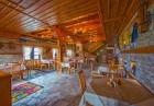 Нощувка на човек със закуска и вечеря + БАСЕЙН, топло джакузи и релакс център в Хотел Лещен, с. Лещен, снимка 16