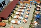 През юни в Приморско на 100 метра от плажа! Нощувка на човек със закуска и вечеря в хотел Конкордия Плаза 2