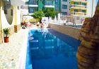 Нощувка със закуска или закуска и вечеря + басейн на 100 м. от плажа в хотел Опал, Приморско