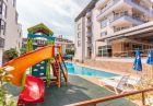 Нощувка на човек със закуска или закуска и вечеря + басейн в Хотел Флагман***, на 70м. от плаж Хармани, Созопол, снимка 3