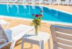 Късно лято в Созопол! Нощувка на човек със закуска или закуска и вечеря + басейн в Хотел Флагман***, на 70м. от плаж Хармани, Созопол, снимка 8