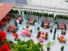 Нощувка на човек със закуска и вечеря + сауна и парна баня в Аджев хан, Сандански