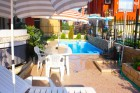 Лято 2019 в Приморско на 50 м. от плажа! Нощувка на човек + басейн в хотел Вермона, снимка 11