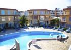 Юни в Созопол на 10м. от плаж Каваци. 2 или повече нощувки на човек със закуски + басейн в Мапи Холидейс