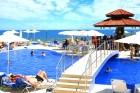 Лято 2019 на първа линия в Бяла! Нощувка на човек на база All Inclusive + басейн и собствен плаж в Бяла Бийч Ризорт****