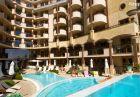 На Първа линия в Слънчев бряг. All Inclusive + басейн на цени от 45 лв. в Хотел Голдън Ина***