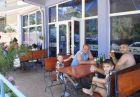 Нощувка на човек със закуска, обяд и вечеря + отопляем басейн в хотел Дара***, Приморско, снимка 11
