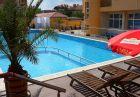 Нощувка на човек със закуска и вечеря + лечебен масаж + басейн и релакс пакет в Хотел Вила Амброзия, Черноморец, снимка 2