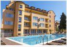Нощувка на човек със закуска и вечеря + лечебен масаж + басейн и релакс пакет в Хотел Вила Амброзия, Черноморец, снимка 13