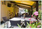 Нощувка на човек със закуска и вечеря + лечебен масаж + басейн и релакс пакет в Хотел Вила Амброзия, Черноморец, снимка 24