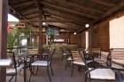 Нощувка на човек със закуска и вечеря + лечебен масаж + басейн и релакс пакет в Хотел Вила Амброзия, Черноморец, снимка 4