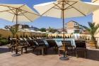 Нощувка на човек със закуска и вечеря + лечебен масаж + басейн и релакс пакет в Хотел Вила Амброзия, Черноморец, снимка 5