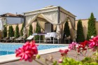 Нощувка на човек със закуска и вечеря + лечебен масаж + басейн и релакс пакет в Хотел Вила Амброзия, Черноморец, снимка 8