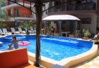 Нощувка на човек със закуска, обяд и вечеря + басейн в хотел Мираж***, Приморско, снимка 6