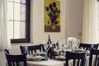 Нощувка за 8, 10 или 26 човека + трапезария, ресторант и джакузи в къщи Парил край Гоце Делчев - с. Парил