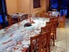 Нощувка в самостоятелна къща за до 20 човека в стаи за гости Мирела, Рибарица.