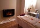 Маникюр с гел лак + неограничен брой декорации + масаж на тяло + солен кът в Nail & Relax Bar, София